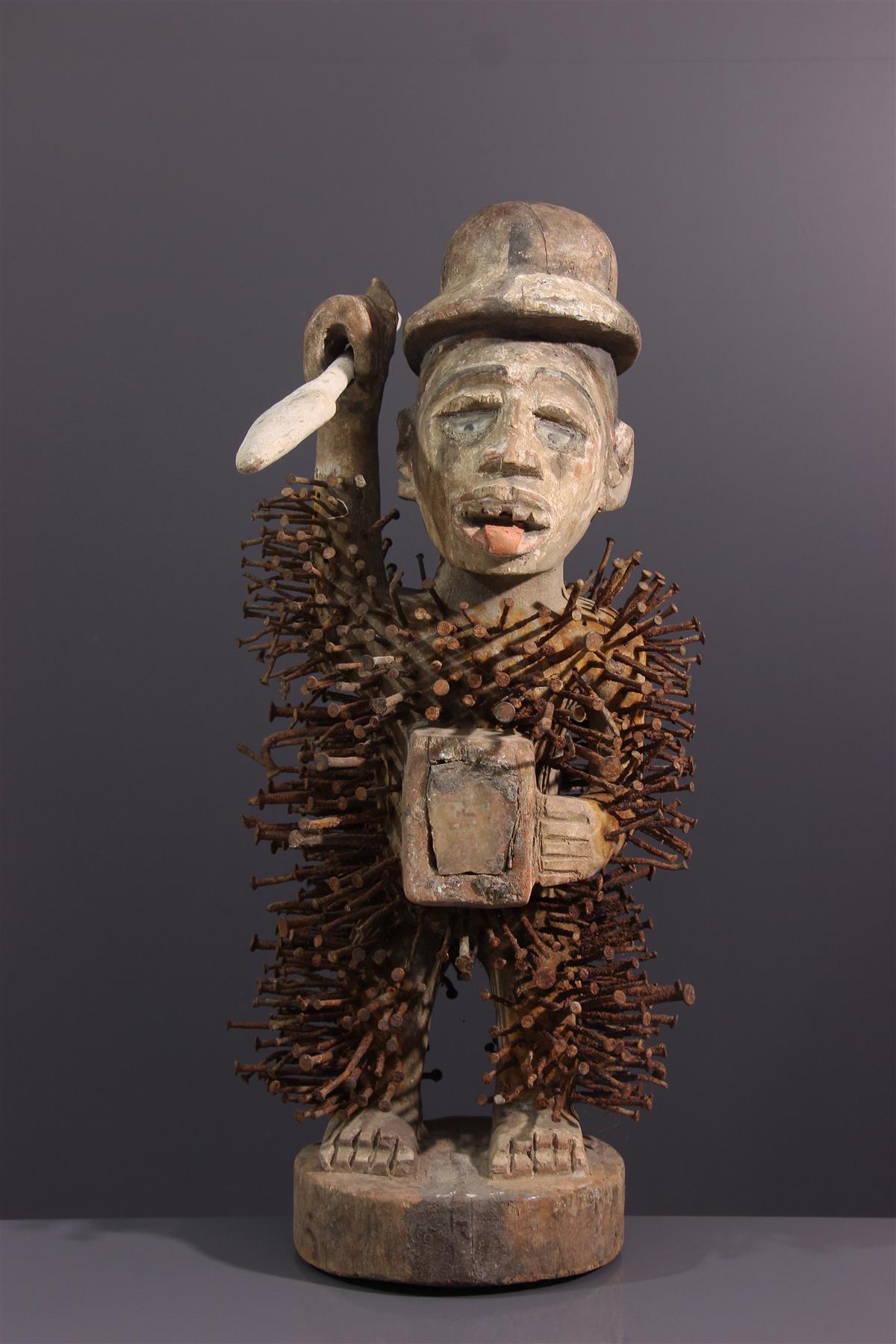 Fétiche Solongo - Art tribal