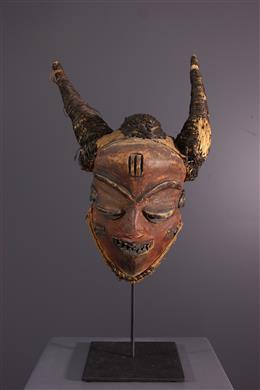 Art tribal - Masque Pende Pumbu
