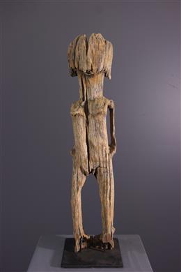 Art tribal - Figure féminine Sakalava