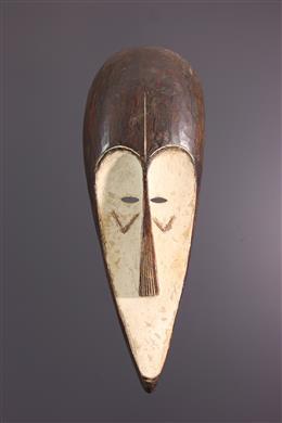 Art tribal - Masque Fang du Ngil