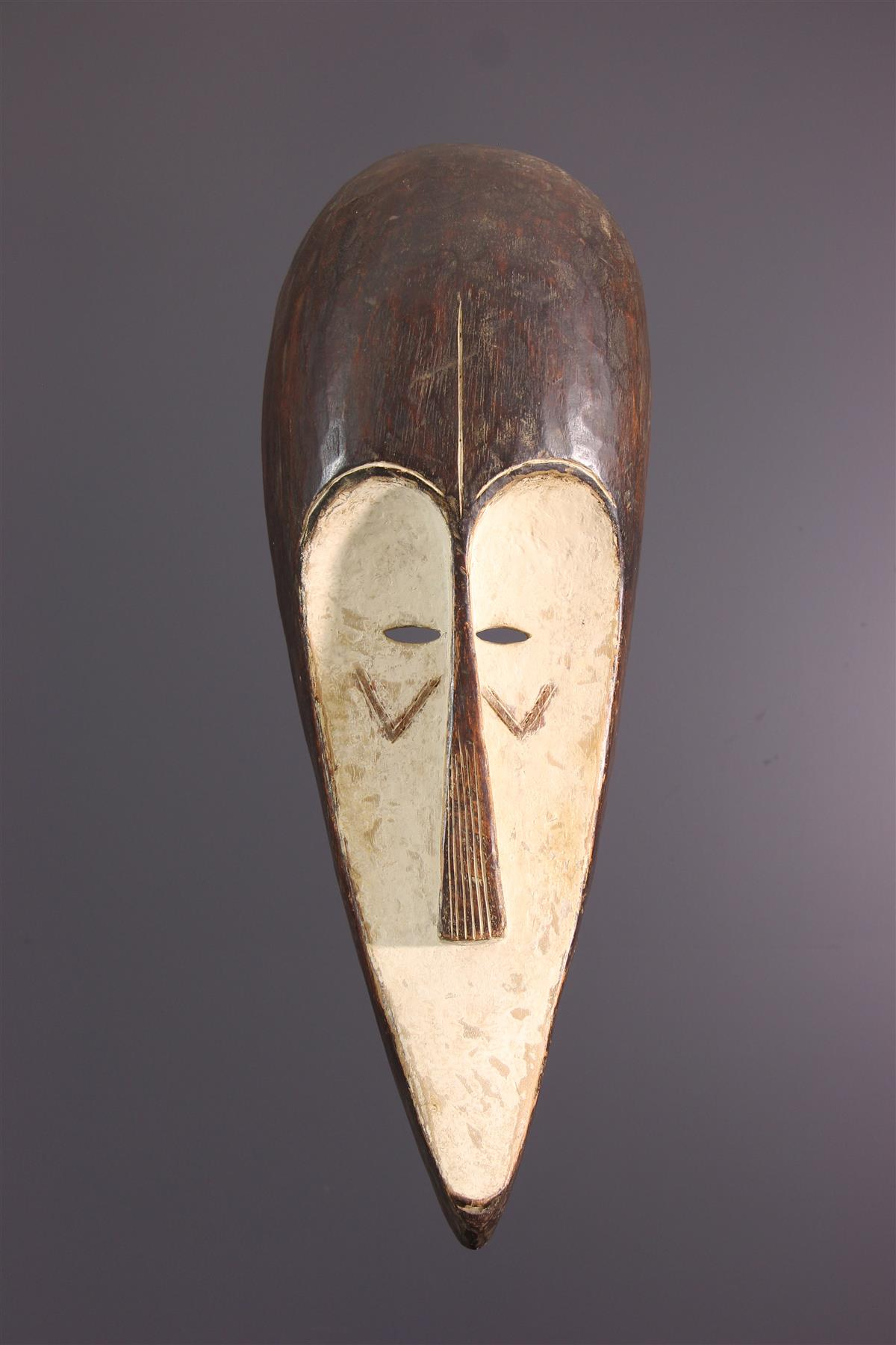 Masque Fang - Art tribal