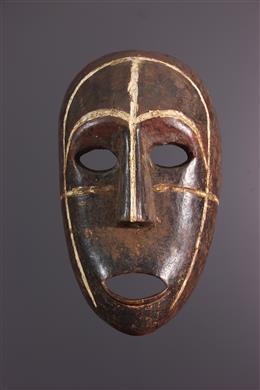 Art tribal - Masque Ziba / Haya Tanzanie