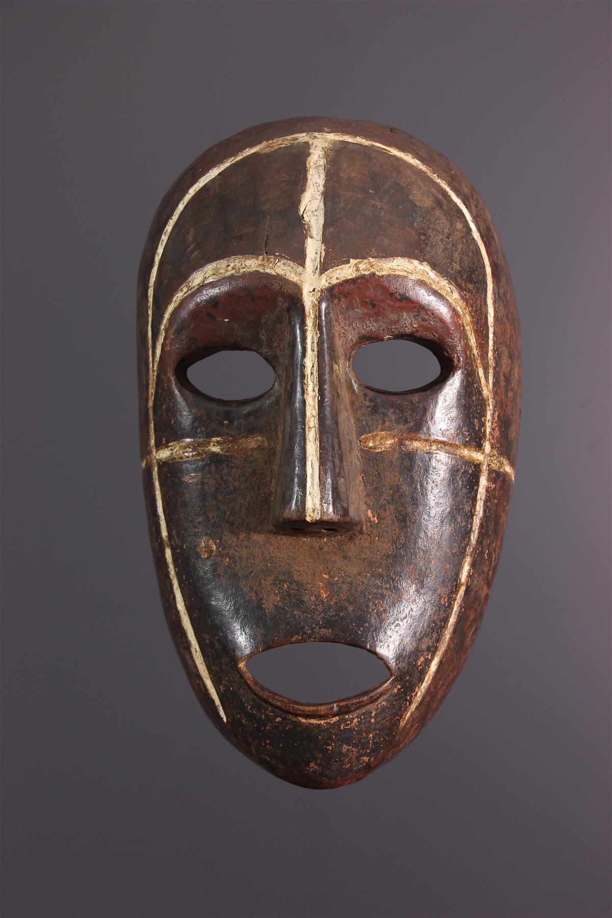 Masque Ziba - Art tribal