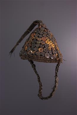Art tribal - Coiffe Lega Mukaba du Bwami