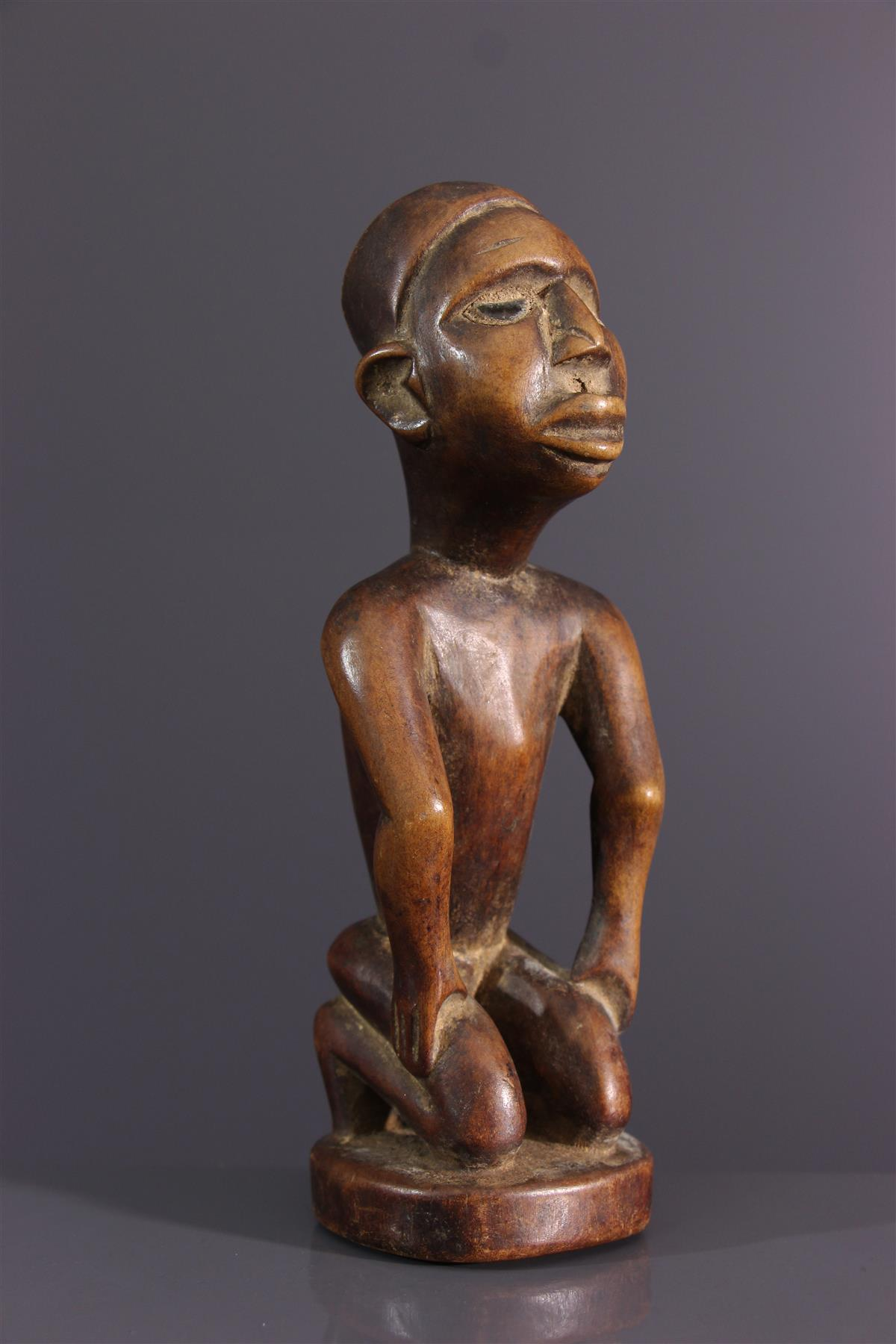 Statuette Kongo - Art tribal