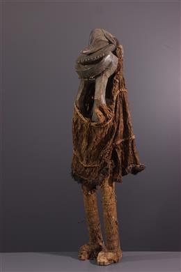 Figure de danseur Hemba Soko muntu