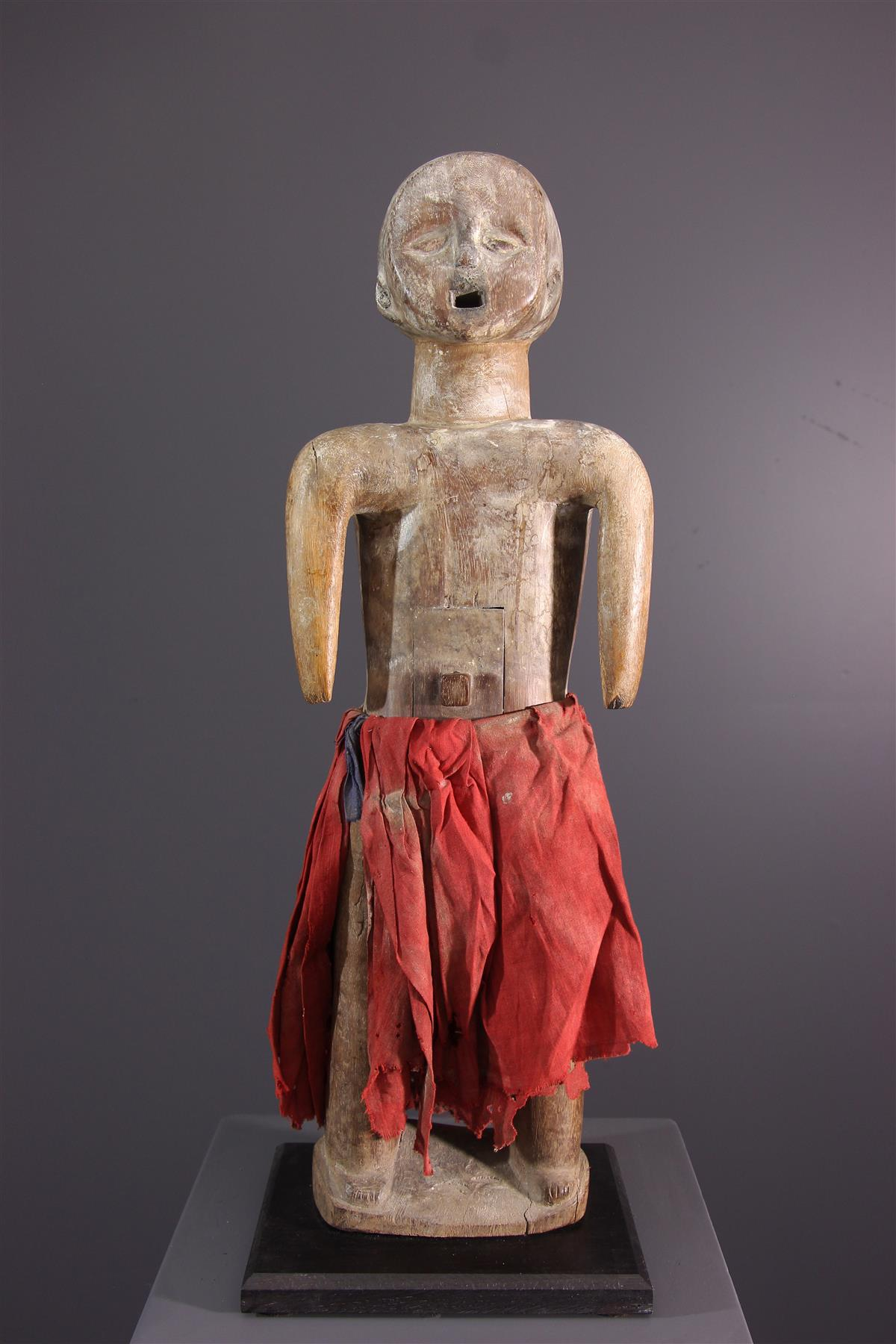 Statue Ada - Art tribal