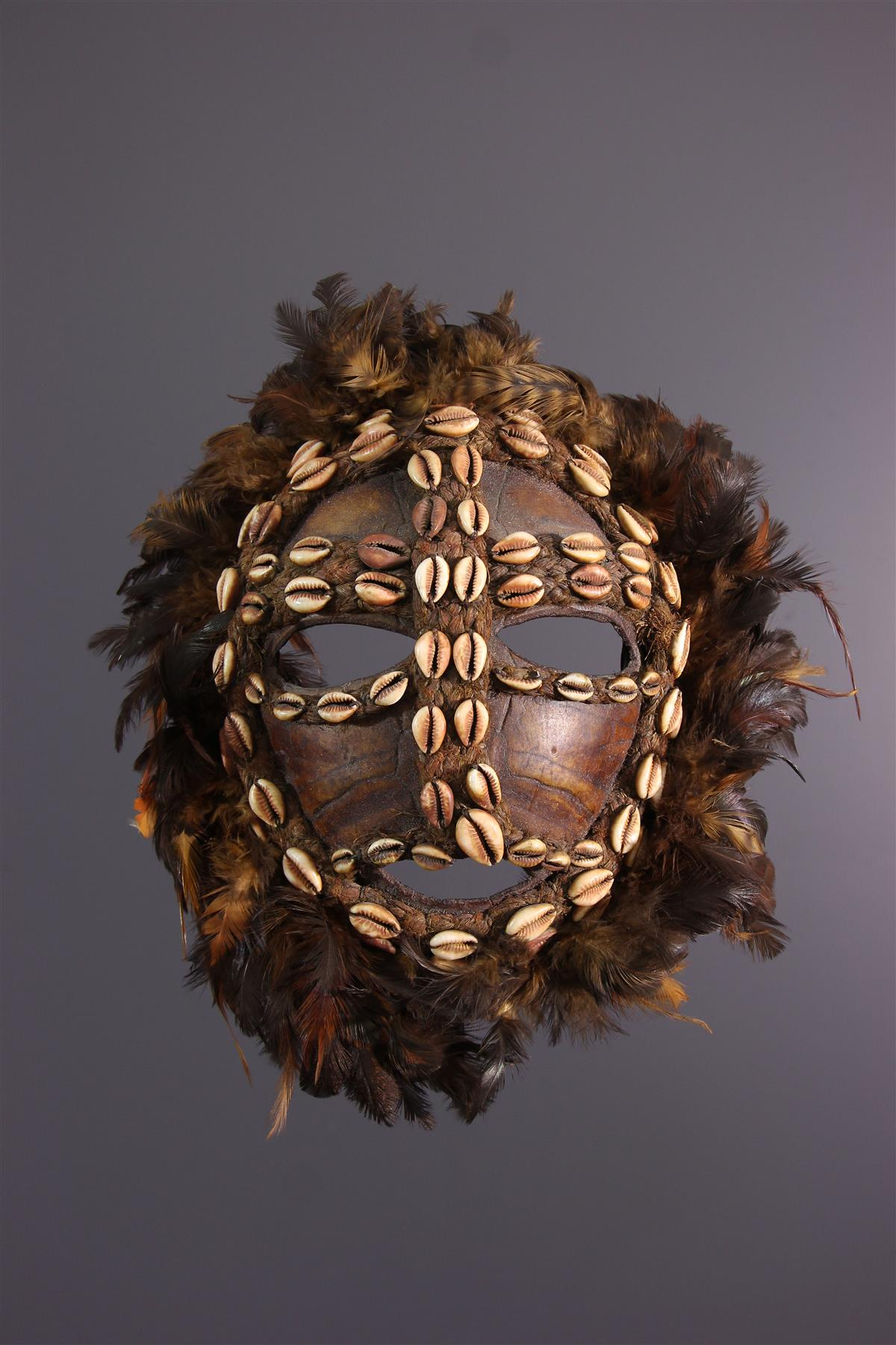 Masque Lega - Art tribal