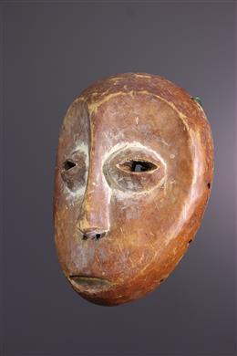 Art tribal - Masque Lega Idumu