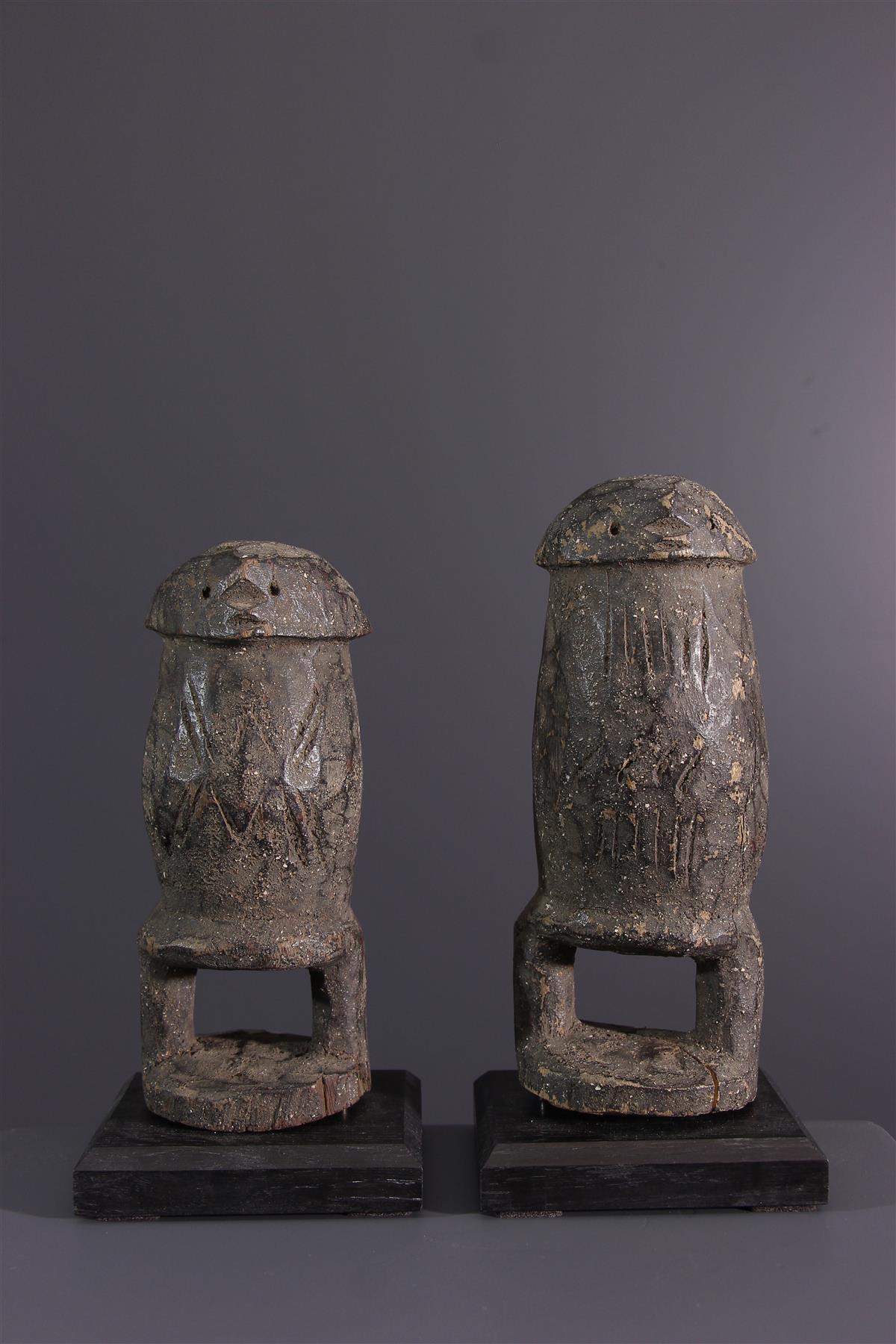 Statues Losso - Art tribal