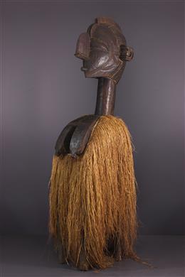 Art tribal - Grand masque Baga Nimba