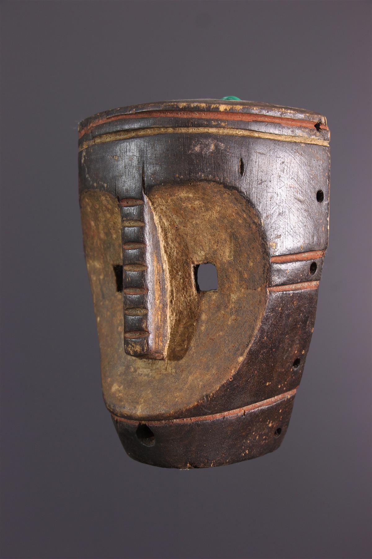 Masque Ngbaka - Art tribal