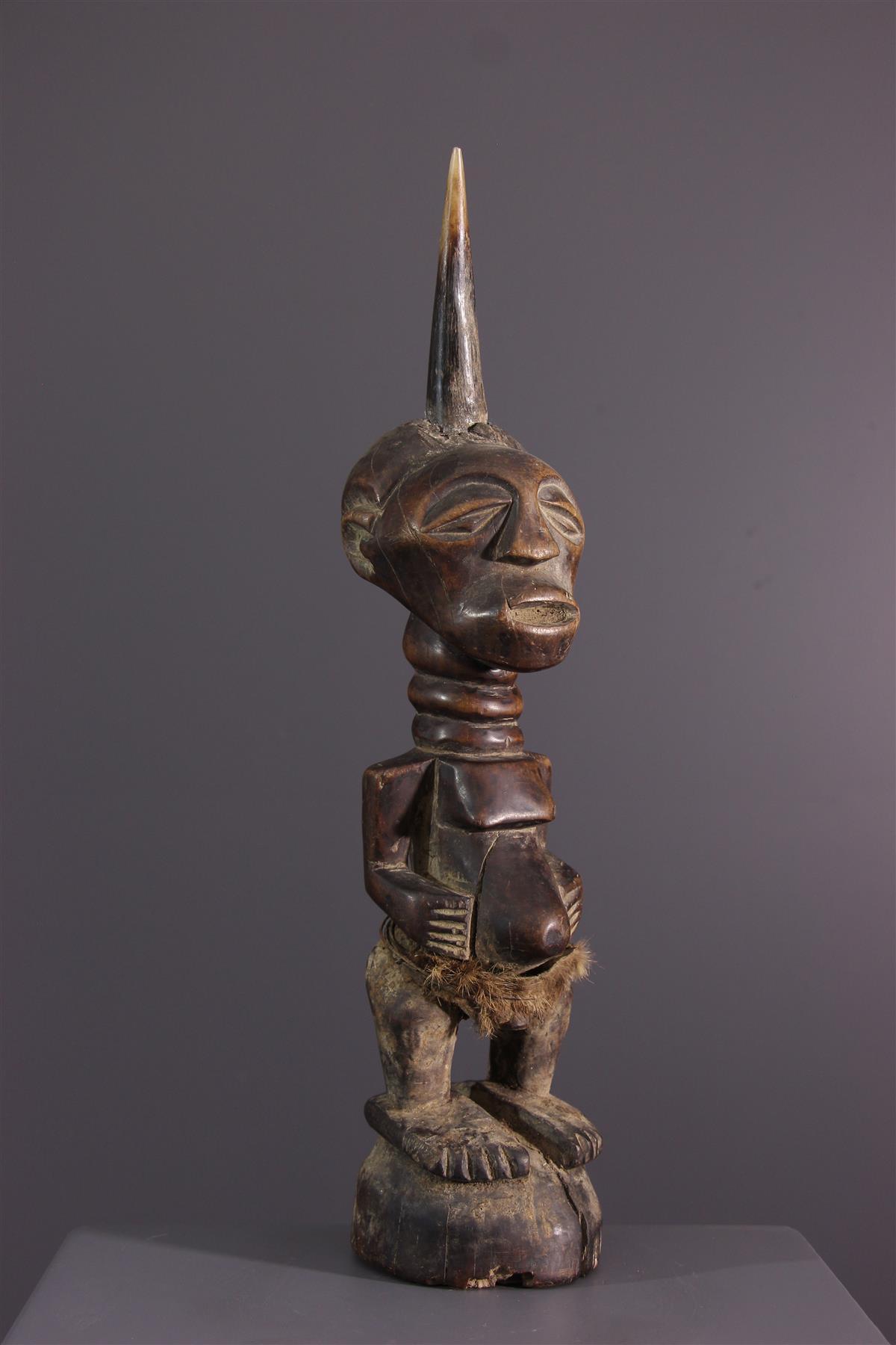 Statuette Songye - Art tribal