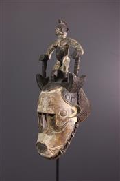 Masque africainMasques Igbo