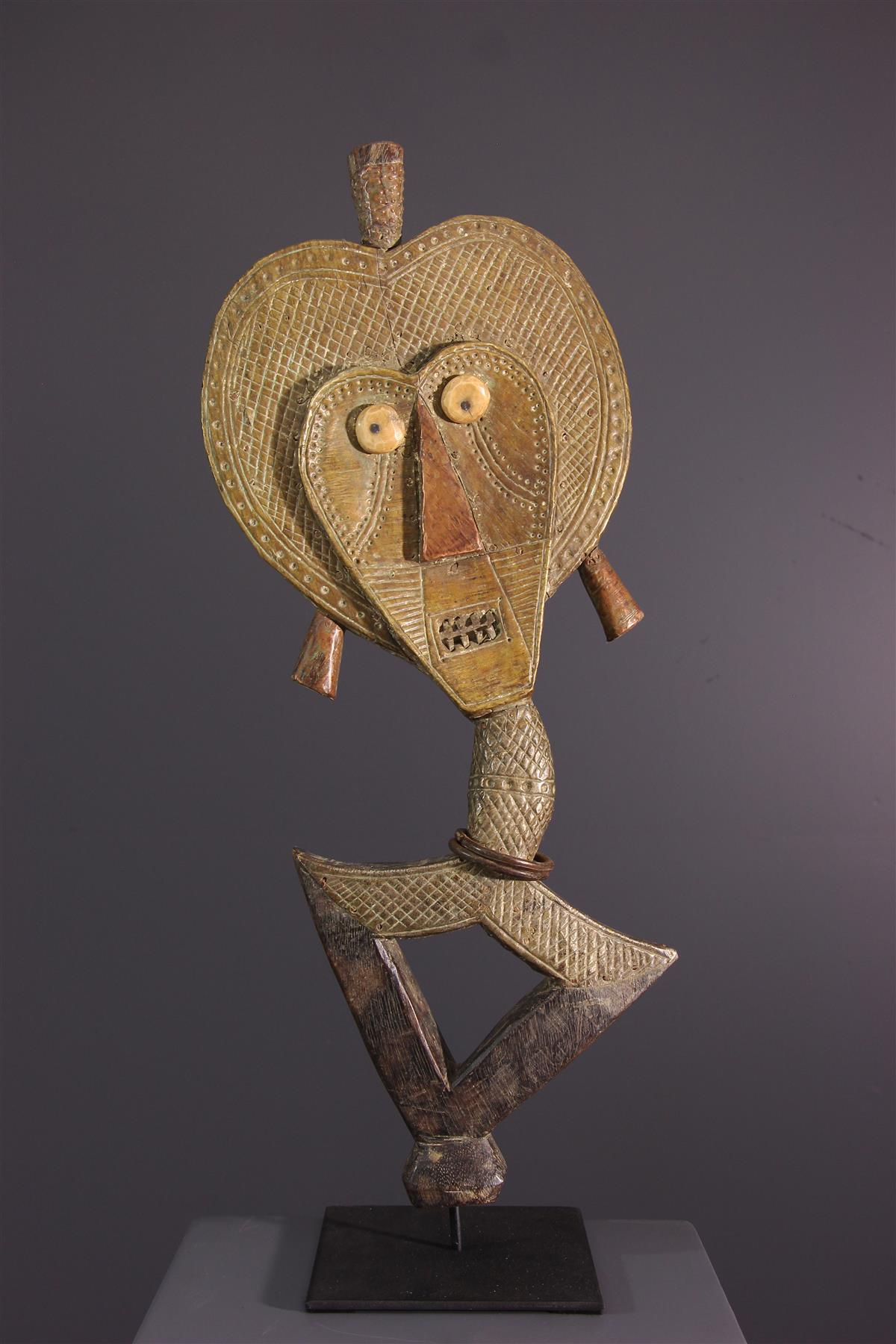 Figure Kota - Art tribal
