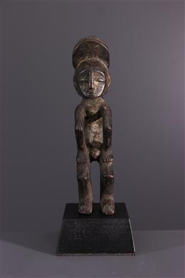 Art tribal - Statuette Mbole Okifa du Lilwa