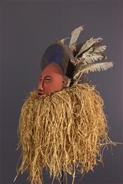 Masque africainMasque Zombo