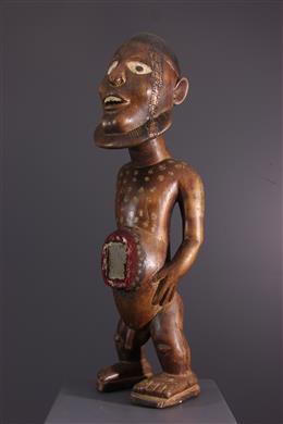 Statue Kongo Vili ou Yombe Nkisi