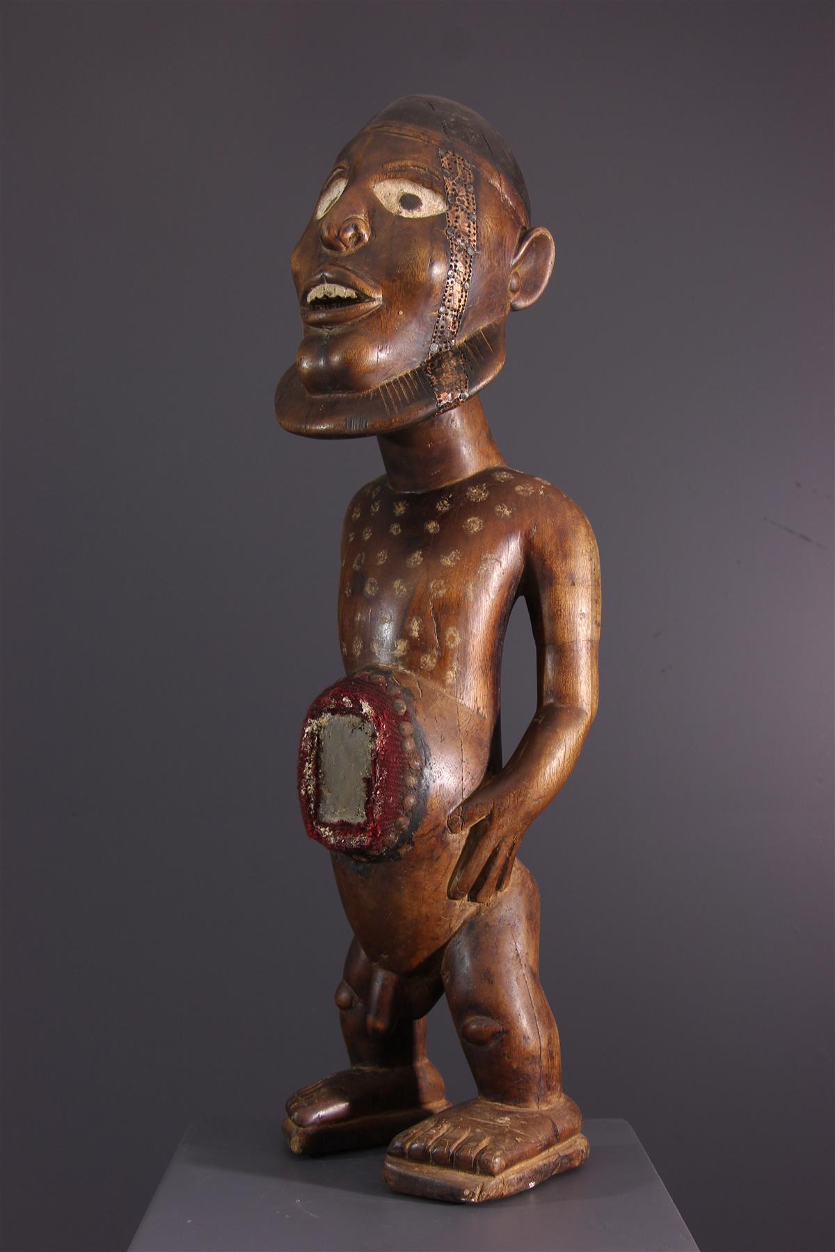 Statue Vili - Art tribal