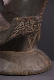 Tabourets, chaises, trônesSiège Chokwe