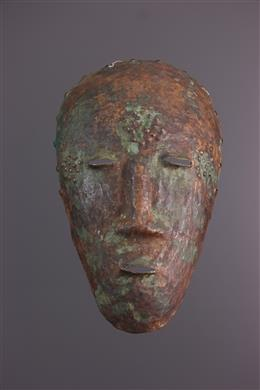 Art tribal - Masque Ngongo munene Ding, Dinga