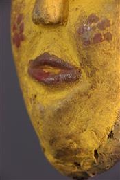 Masque africainMasque Kwese
