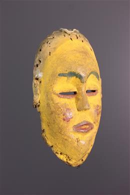 Masque Kwese - Art tribal