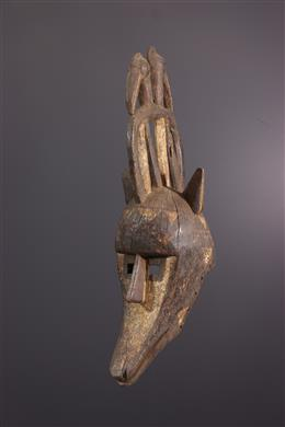Art tribal - Masque Bobo Fing Burkina Faso