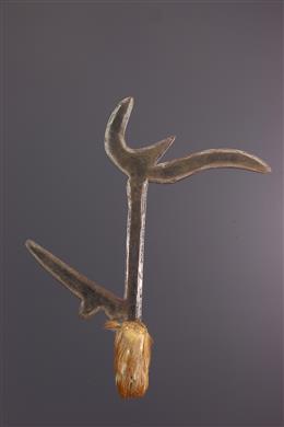 Couteau Zande Vungara