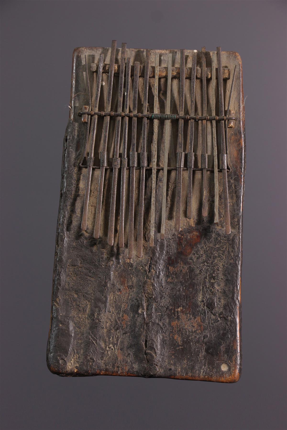 Sanza Kongo - Art tribal