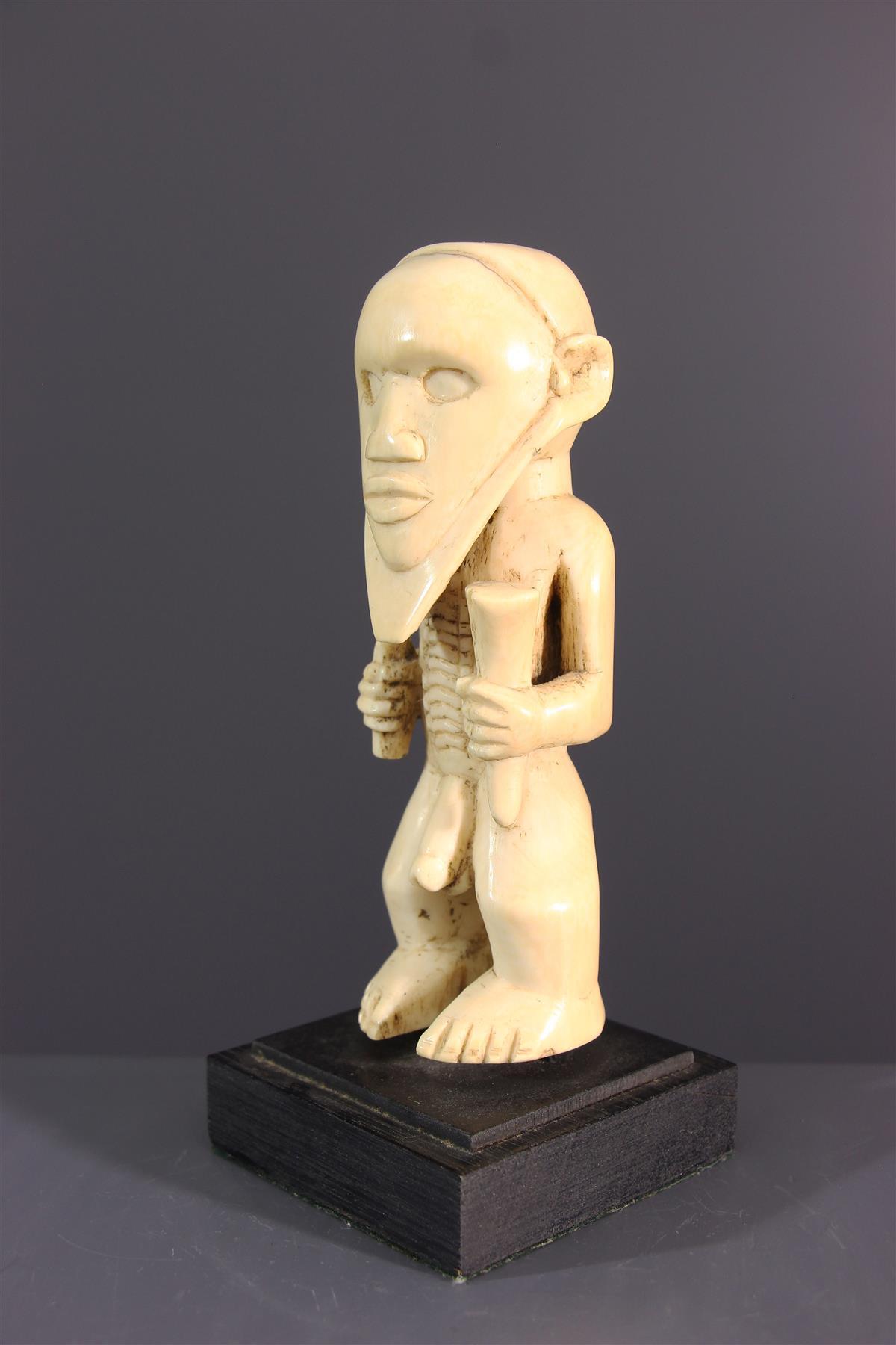 Statue Bembe - Art tribal