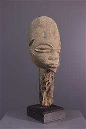 Statues africainesTête Lobi