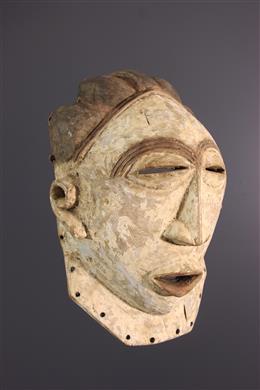 Art tribal - Grand masque Luba