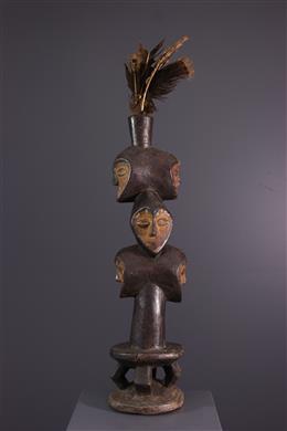 Sculpture Lega - Art tribal
