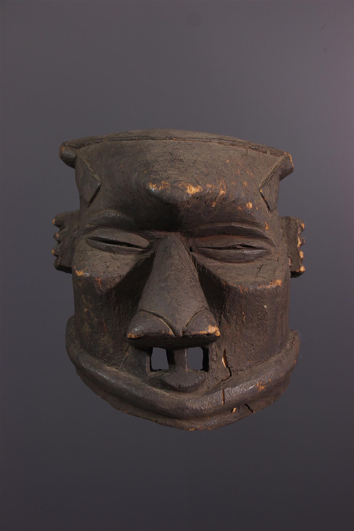 Masque Twa - Art tribal