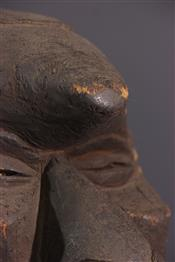 Masque africainMasque Twa