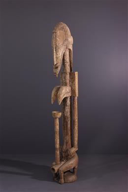 Art tribal - Figure dautel Bombou-toro Dogon