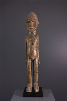 Statue d ancêtre lignager Lobi