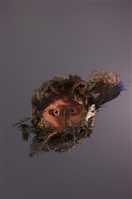 Art tribal - Petit masque Pende Gitenga