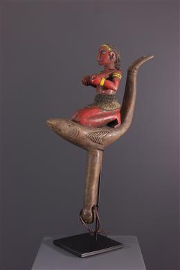 Sceptre figuratif Baga