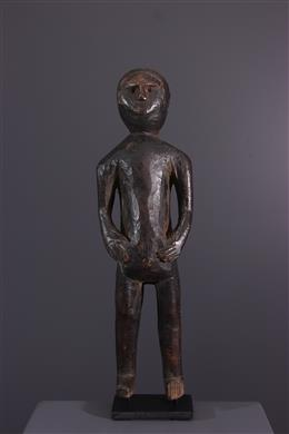 Statue Paré / Zigua de Tanzanie