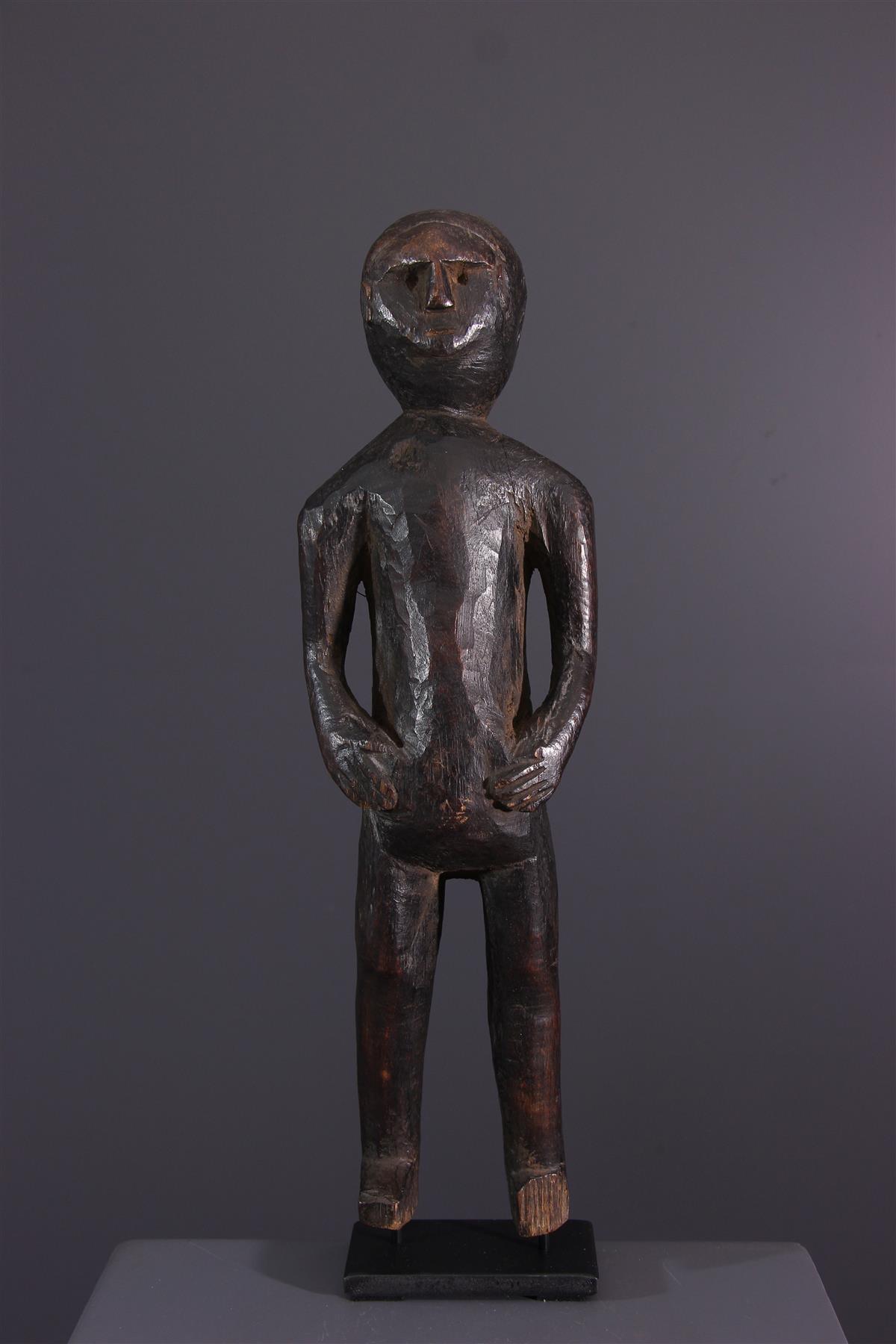 Statue Zigua - Art tribal