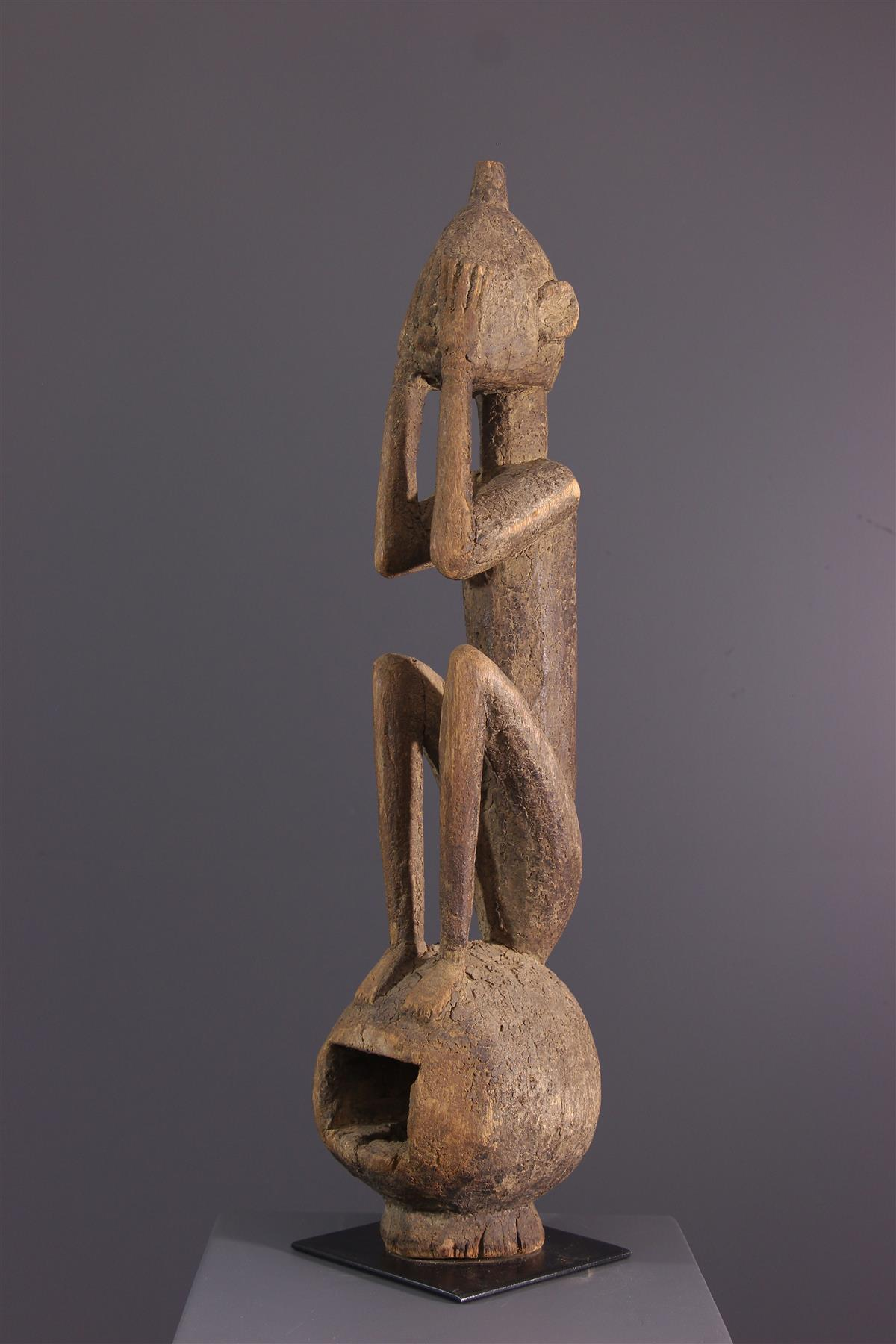 Statue Dogon - Art tribal