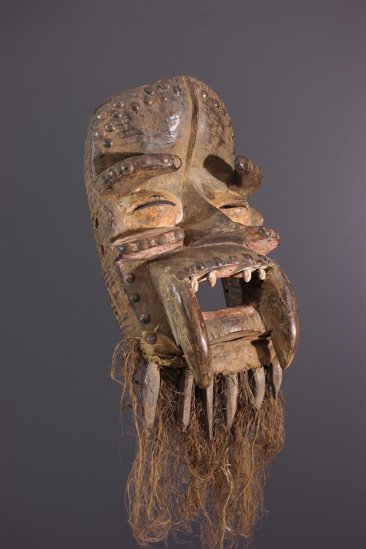 Masque Bété - Art tribal