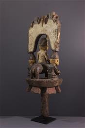 Statues africainesCavalier Yoruba