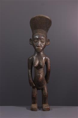 Art tribal - Figure dancêtre Mangbetu Nebeli
