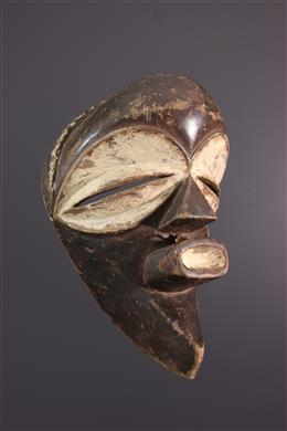 Art tribal - Masque Mbagani, Babindi