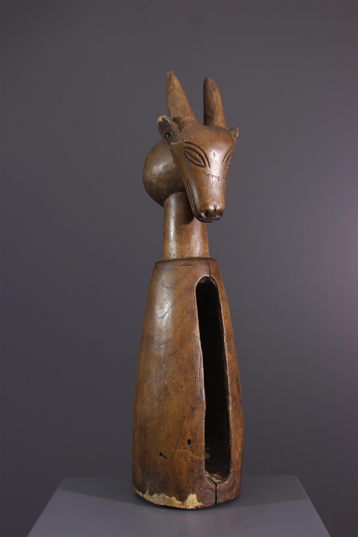 Tambour Suku - Art tribal