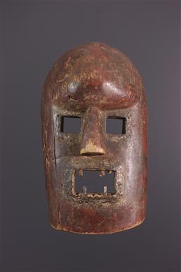 Art tribal - Masque tribal Kumu