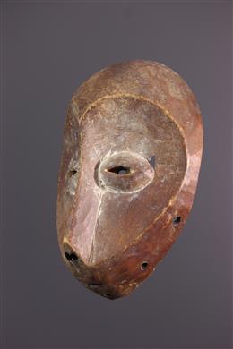 Art tribal - Masque Lega du Bwami